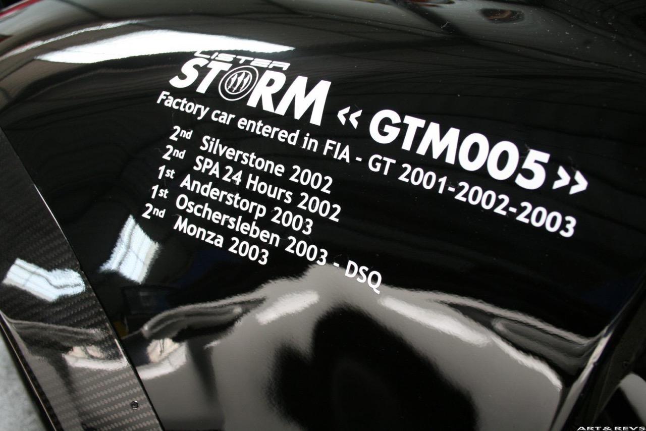Lister Storm GT - Avis de tempête sur l'Angleterre ! 56