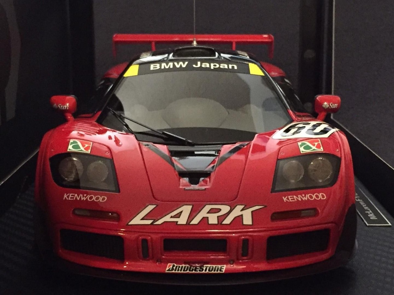 Aujourd'hui, on fait la pôle à Suzuka, avec Ralf Schumacher en McLaren F1 ! 13