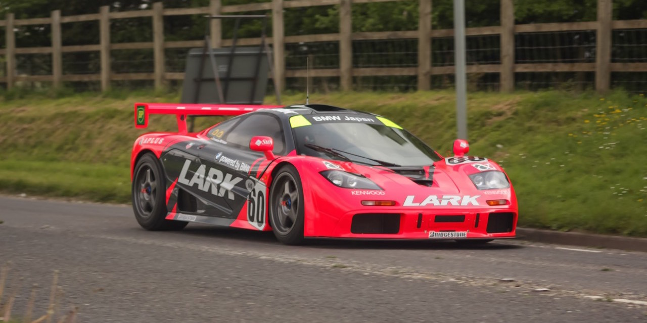 Aujourd'hui, on fait la pôle à Suzuka, avec Ralf Schumacher en McLaren F1 ! 9