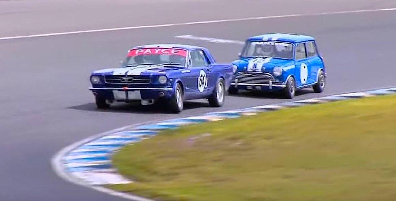 Mustang VS Mini - C'est pas la taille qui compte ! 15