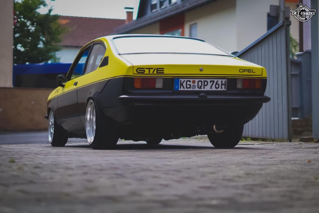 Manuel's Opel Kadett GTE... ADN sportif ! 24