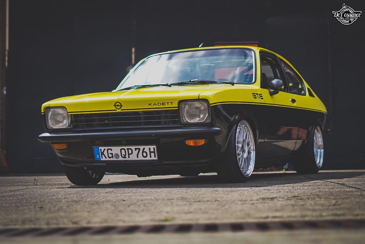 Manuel's Opel Kadett GTE... ADN sportif ! 18