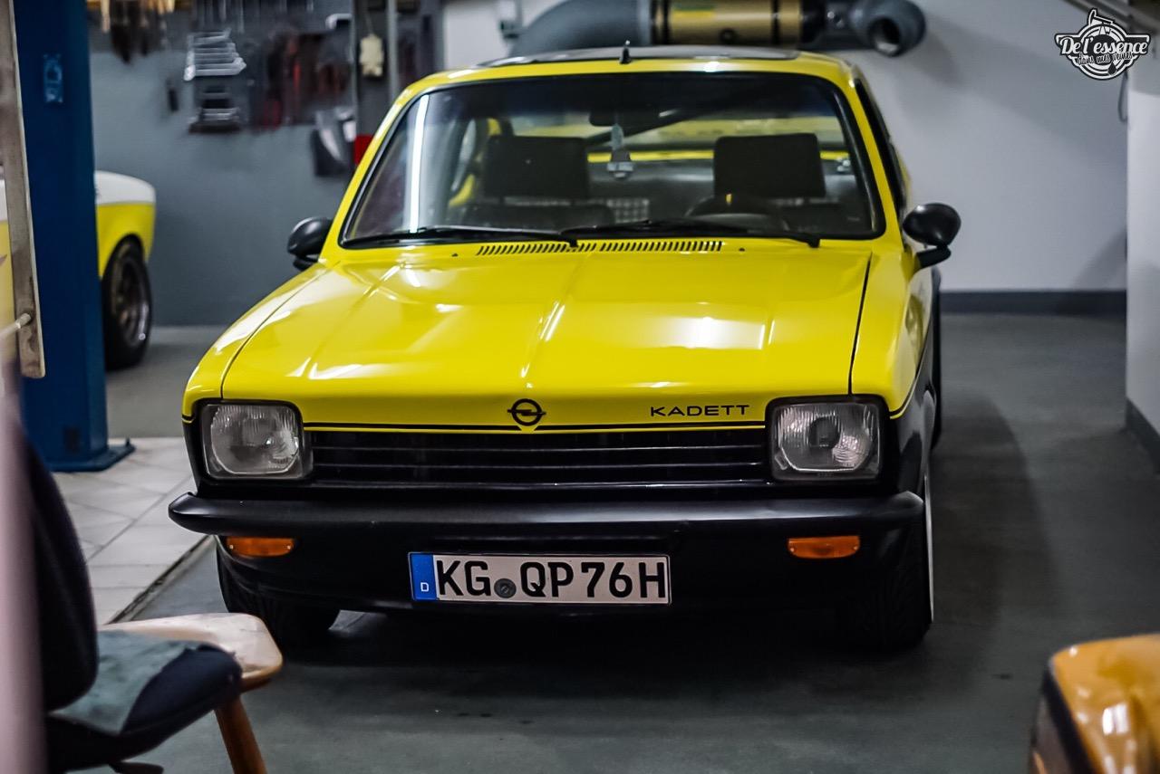 Manuel's Opel Kadett GTE... ADN sportif ! 23