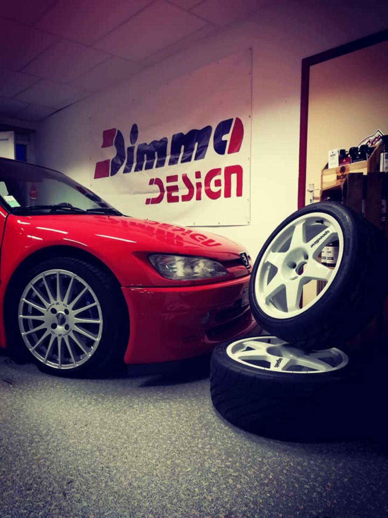 Peugeot 306 S16 - Fausse Le Mans ? Mais vraie Dimma ! 5