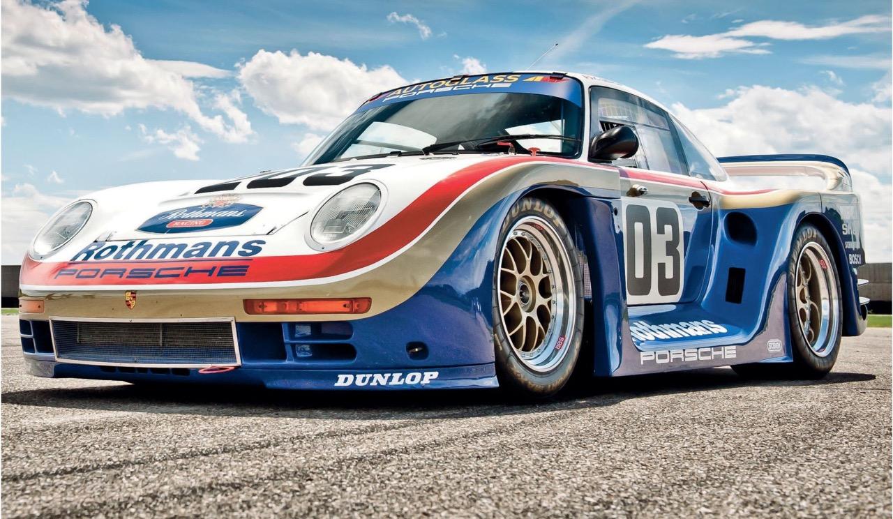 Porsche 961 - Unique... 4