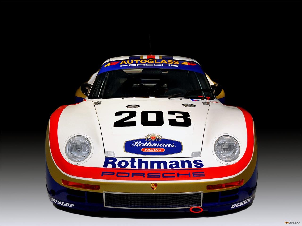 Porsche 961 - Unique... 3