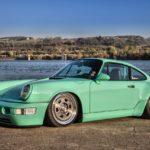 La Porsche 964 de Flow - Grenouille sur Air ! 19
