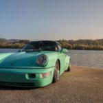 La Porsche 964 de Flow - Grenouille sur Air ! 20