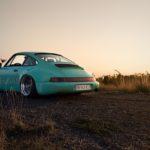 La Porsche 964 de Flow - Grenouille sur Air ! 16