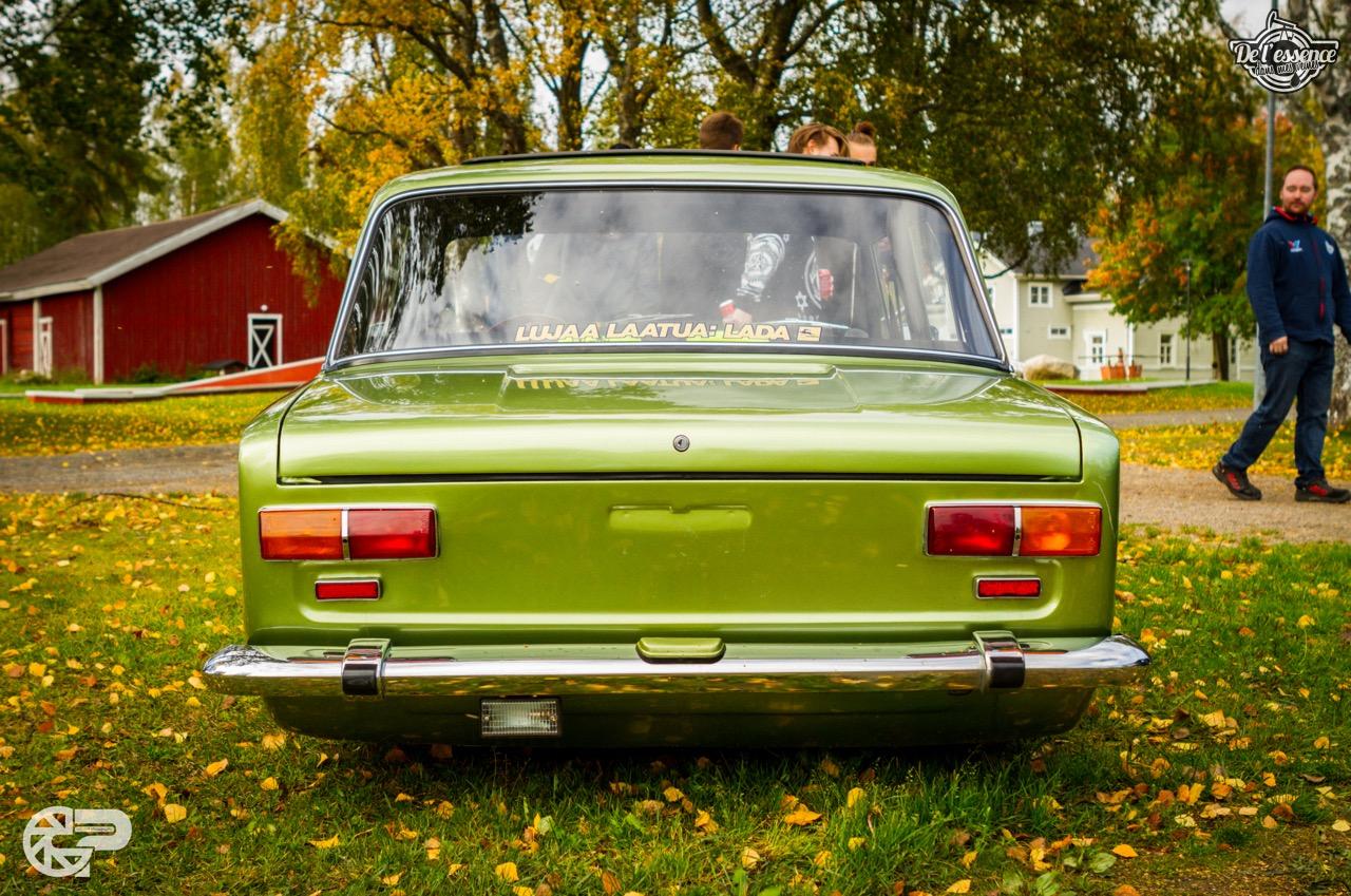 Slammed Lada 1200L - Soviet Static ! 3