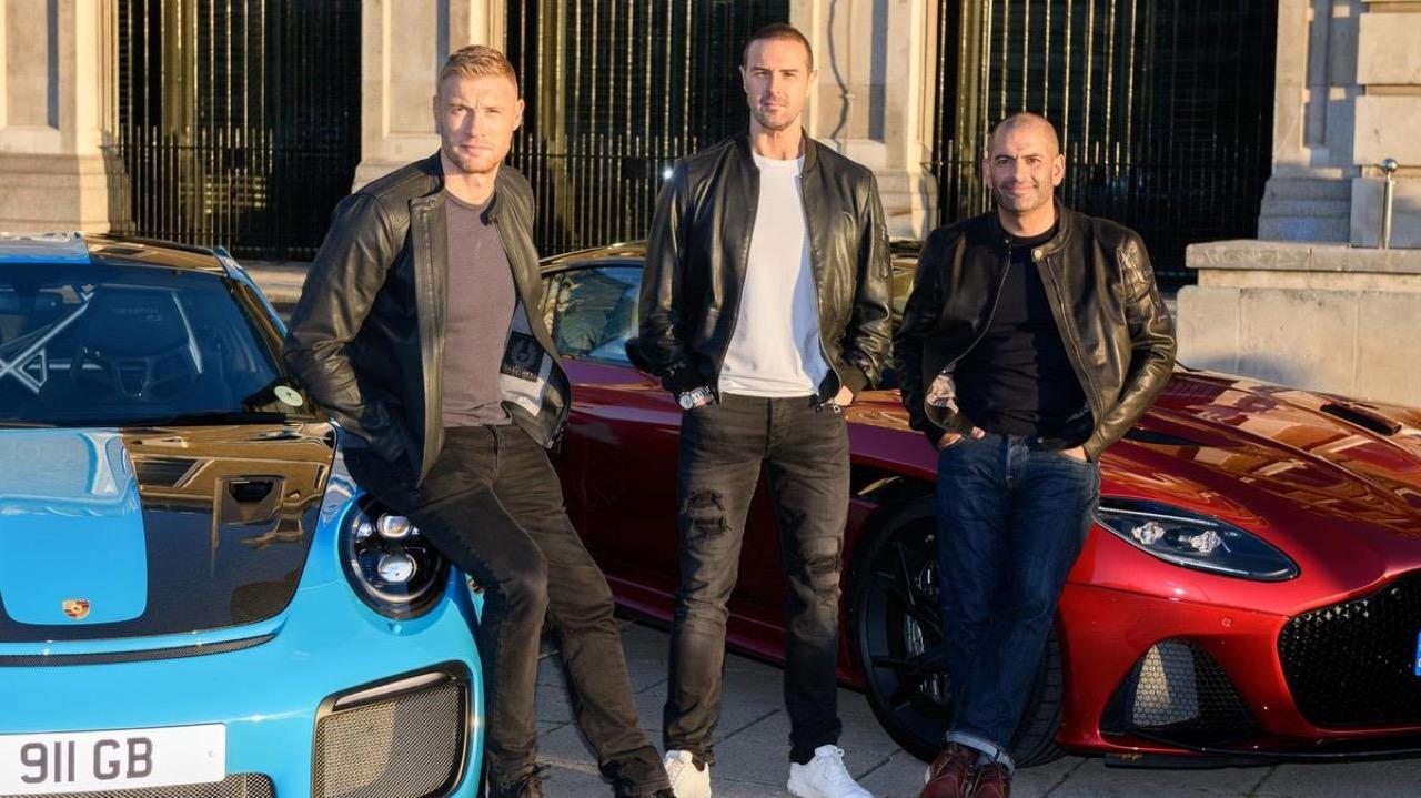 Top Gear UK... Un nouveau trio pour éviter le naufrage ? 20
