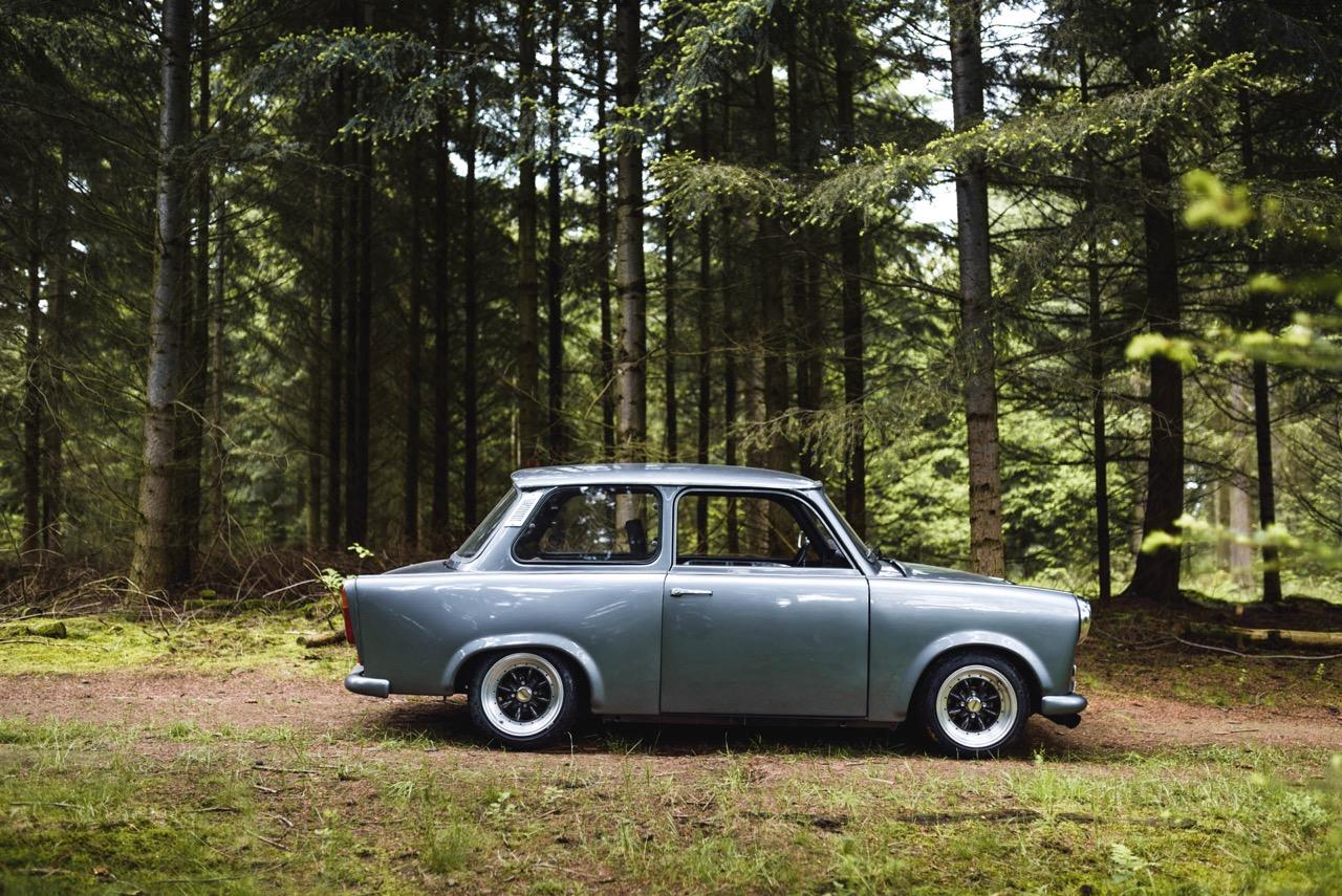 Trabant 601 S... comme Sport ? Ou Süperklass ! 80