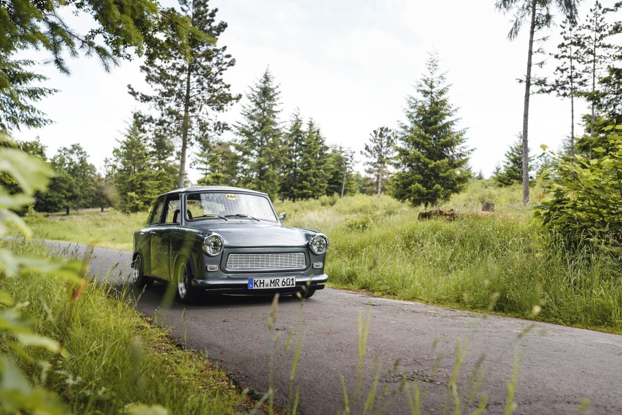 Trabant 601 S... comme Sport ? Ou Süperklass ! 36