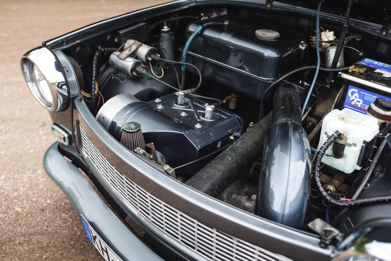 Trabant 601 S... comme Sport ? Ou Süperklass ! 39