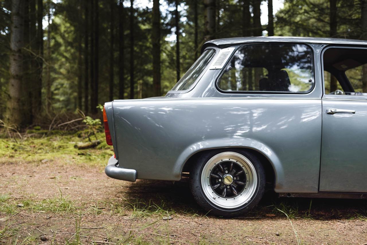 Trabant 601 S... comme Sport ? Ou Süperklass ! 40