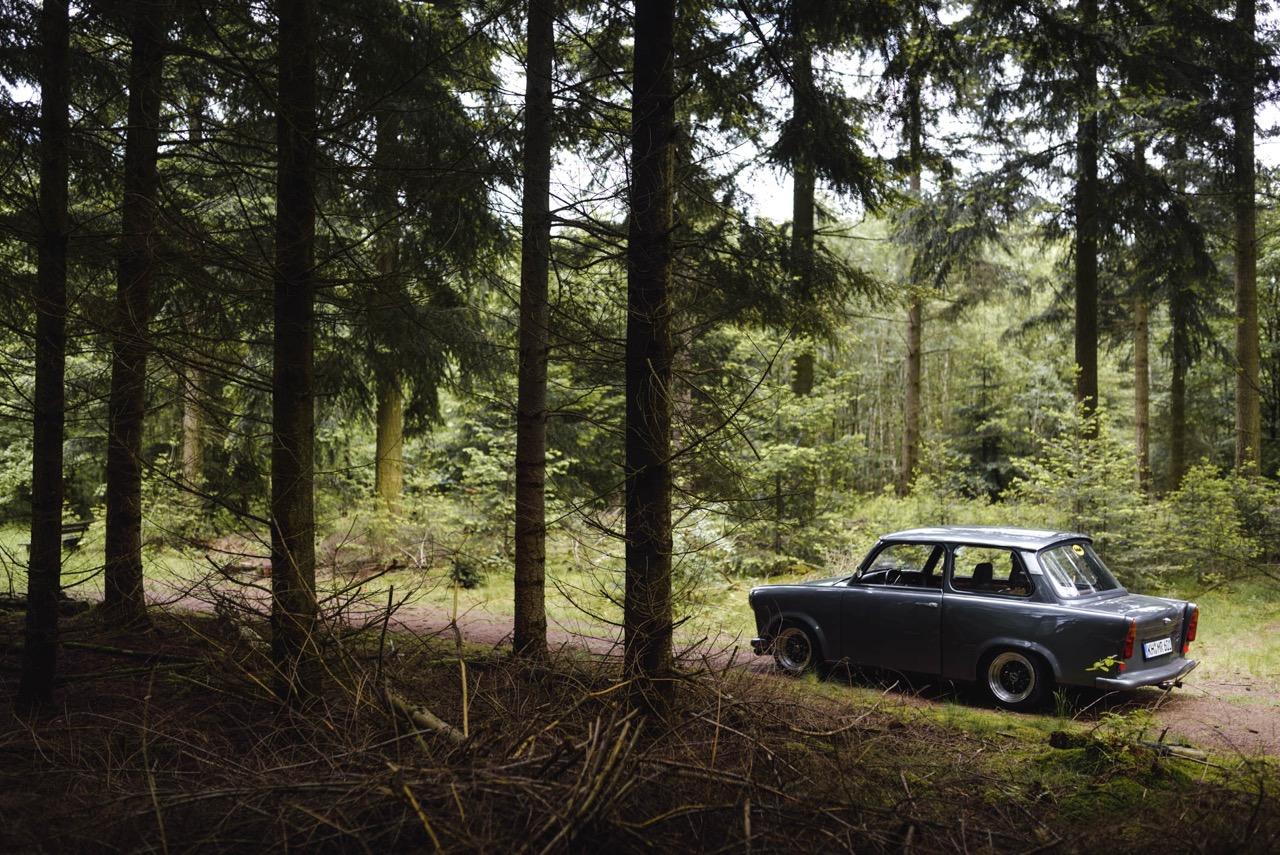 Trabant 601 S... comme Sport ? Ou Süperklass ! 34