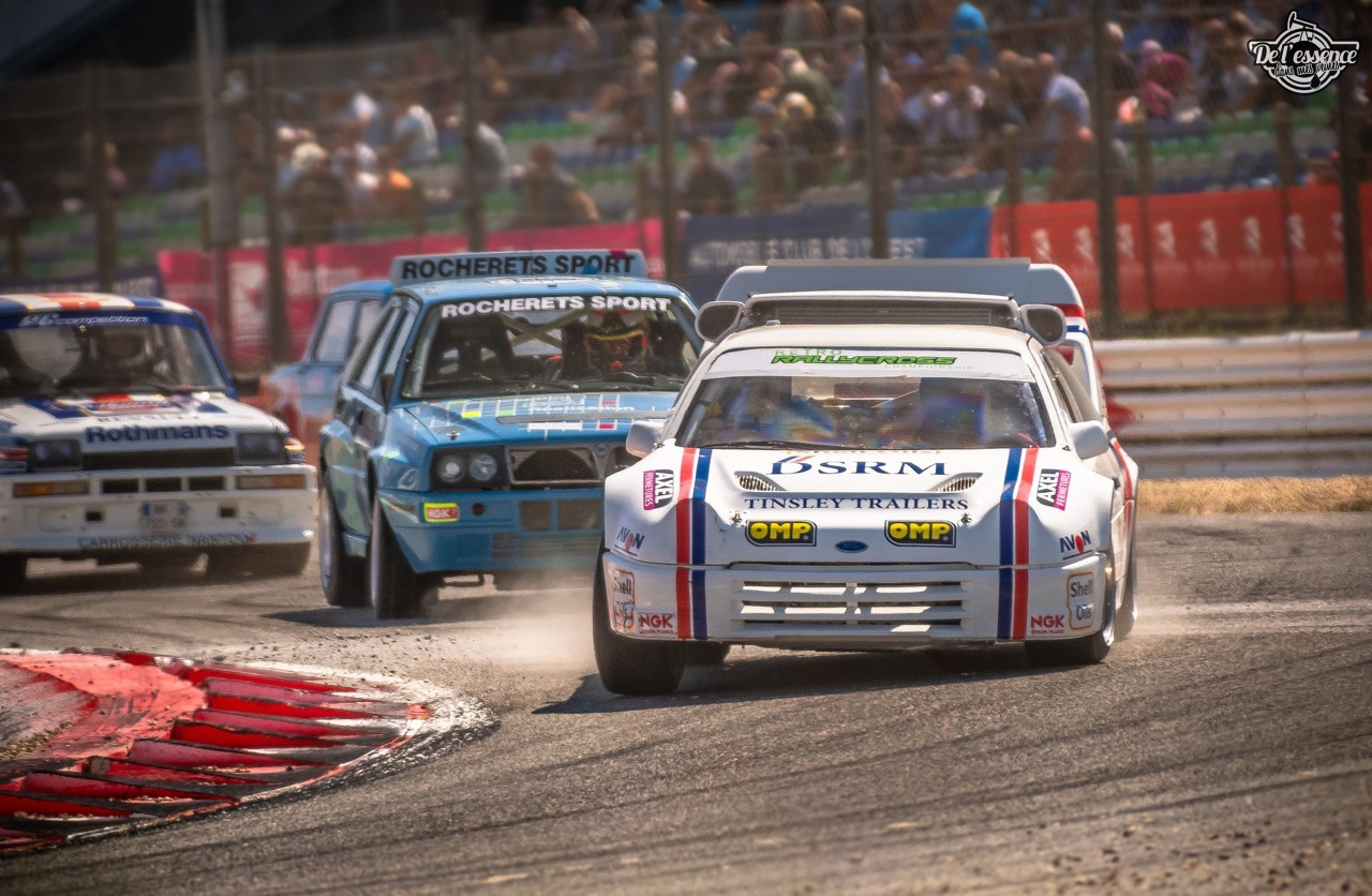 """World RX... """"Only for the show"""" ! 106"""