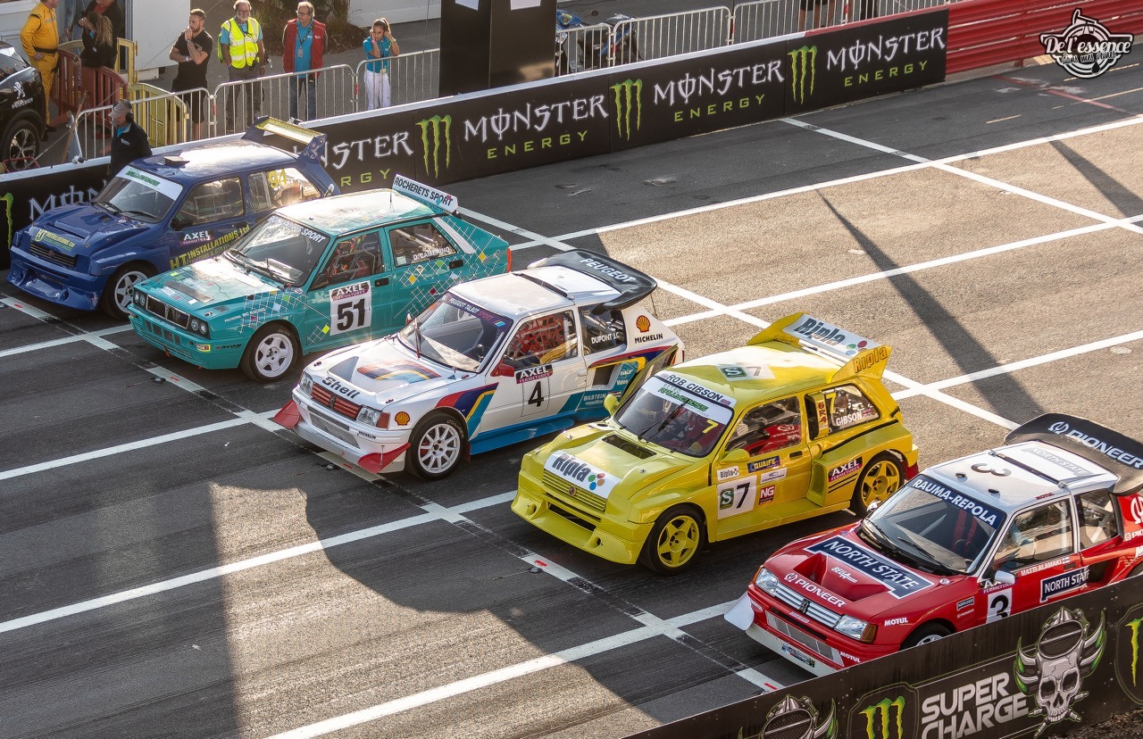 """World RX... """"Only for the show"""" ! 136"""