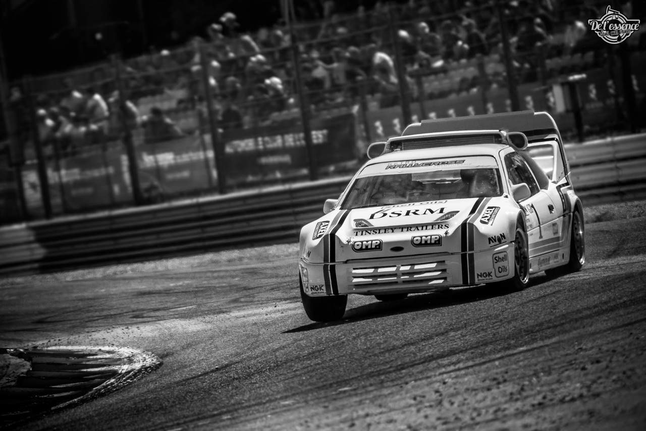 """World RX... """"Only for the show"""" ! 129"""