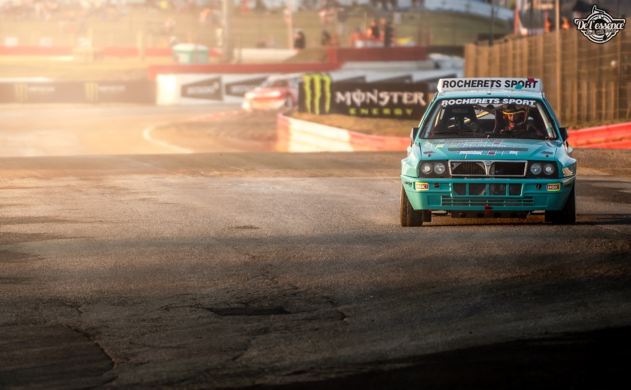 """World RX... """"Only for the show"""" ! 115"""