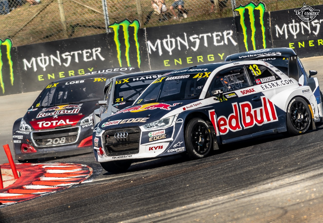 """World RX... """"Only for the show"""" ! 76"""