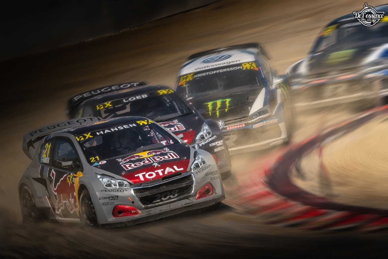 "World RX... ""Only for the show"" ! 48"
