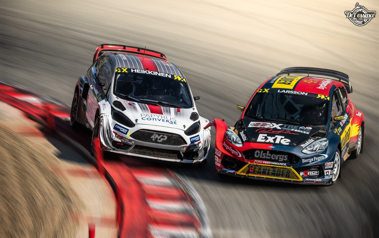 """World RX... """"Only for the show"""" ! 95"""