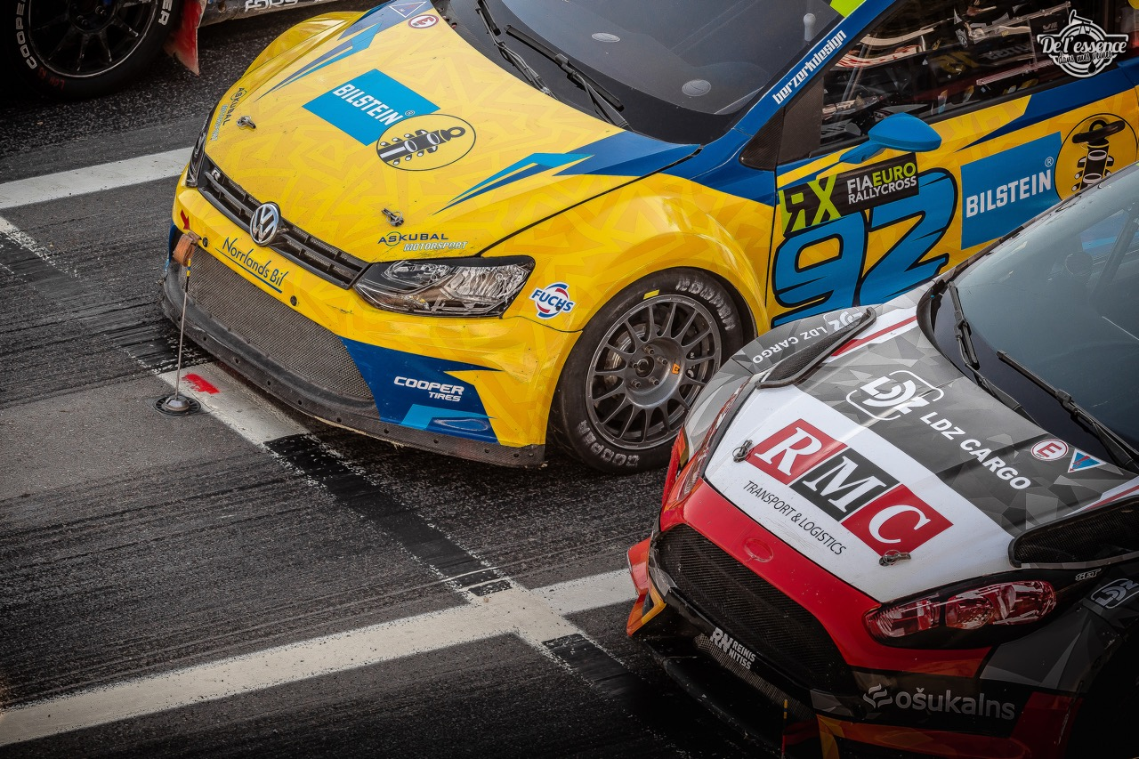"""World RX... """"Only for the show"""" ! 100"""