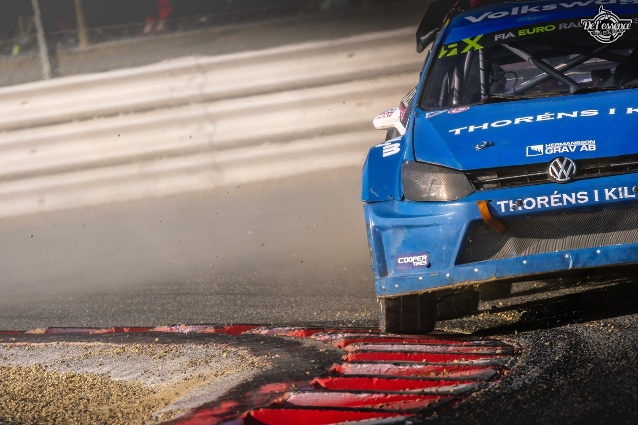 """World RX... """"Only for the show"""" ! 92"""
