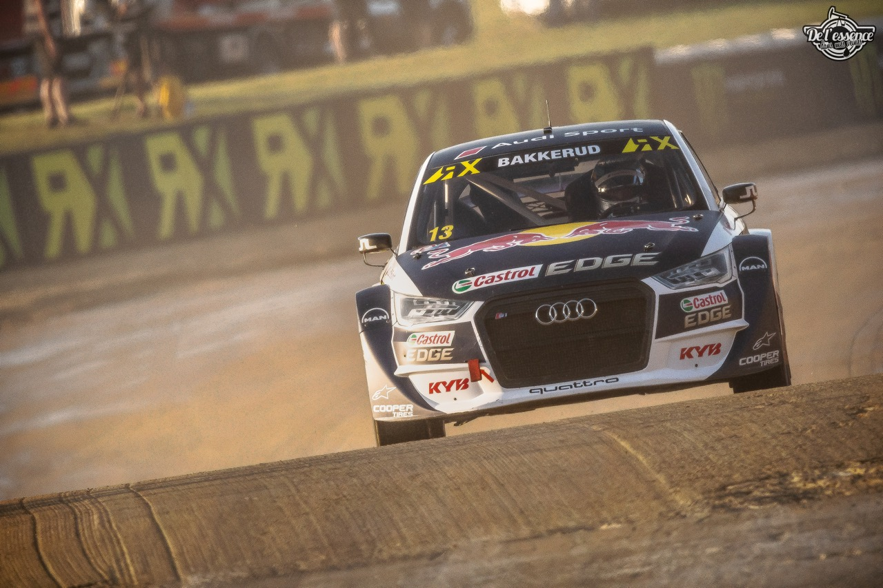 """World RX... """"Only for the show"""" ! 98"""