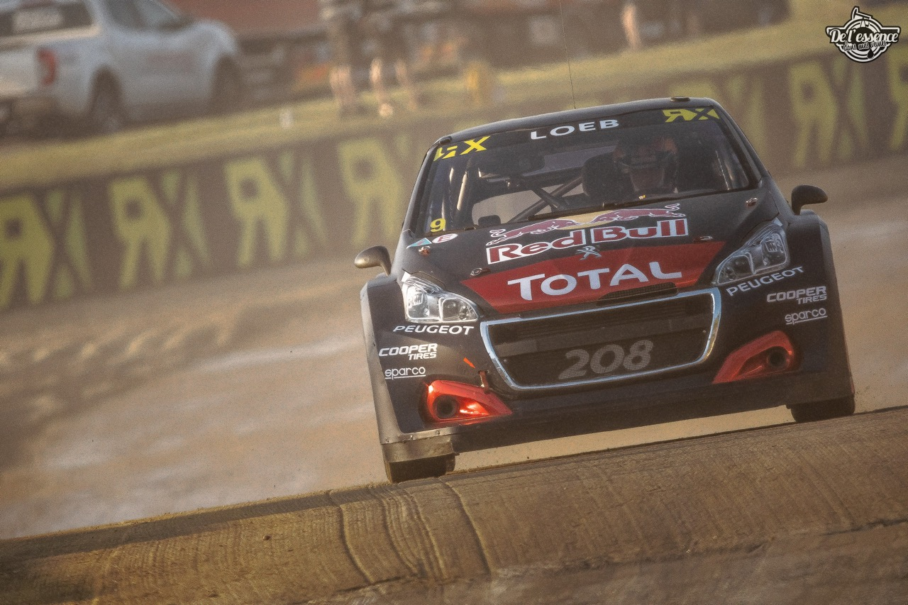 """World RX... """"Only for the show"""" ! 97"""