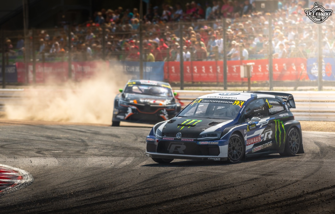 """World RX... """"Only for the show"""" ! 87"""