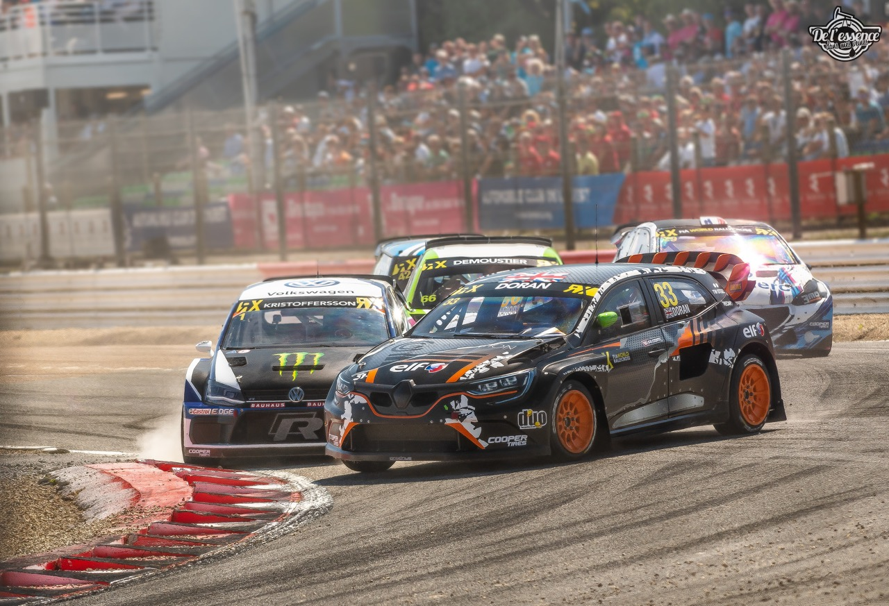 """World RX... """"Only for the show"""" ! 96"""