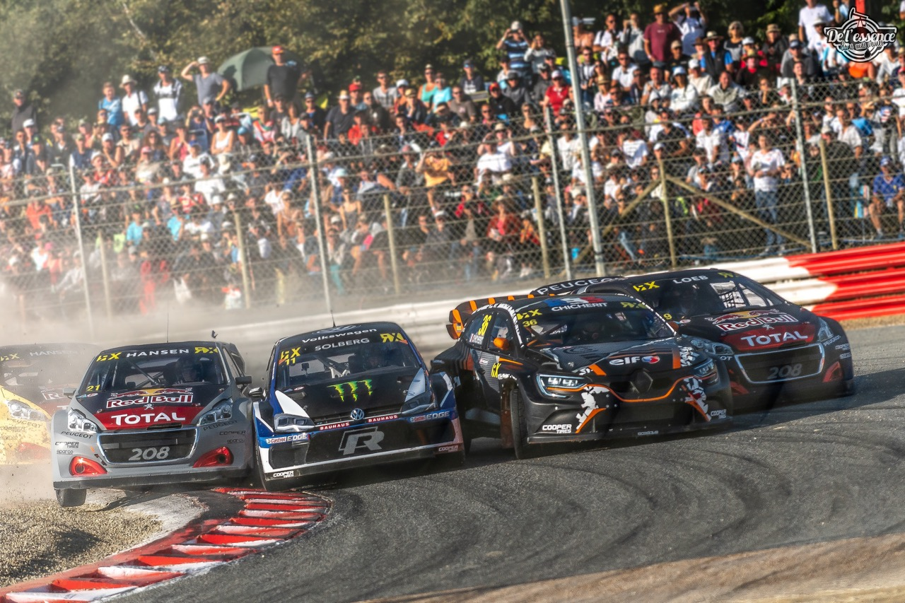 "World RX... ""Only for the show"" ! 20"