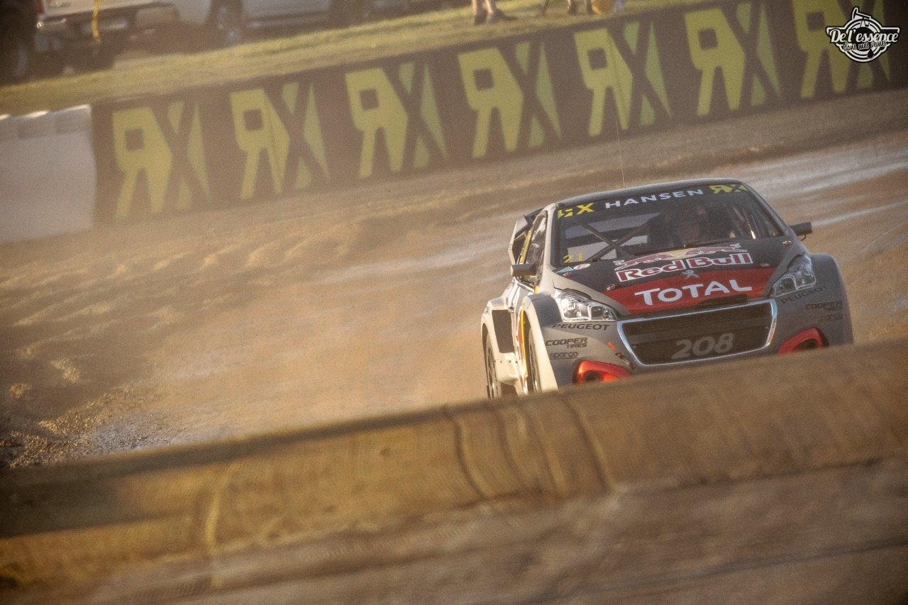 """World RX... """"Only for the show"""" ! 90"""