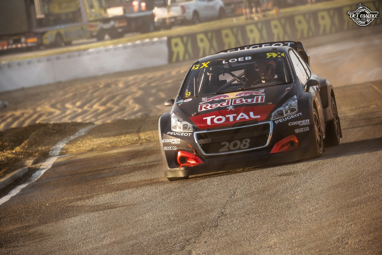 """World RX... """"Only for the show"""" ! 88"""