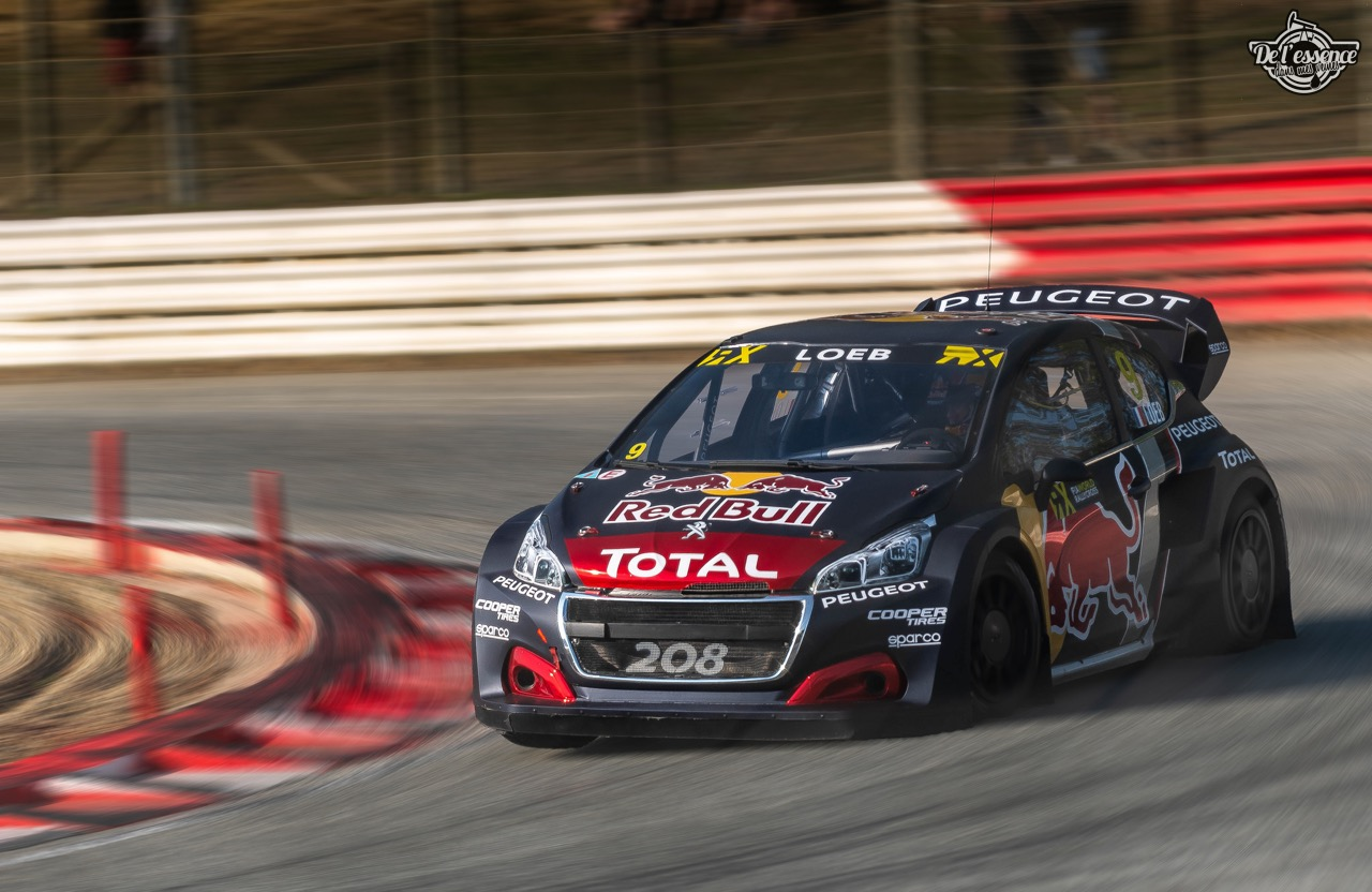 """World RX... """"Only for the show"""" ! 82"""