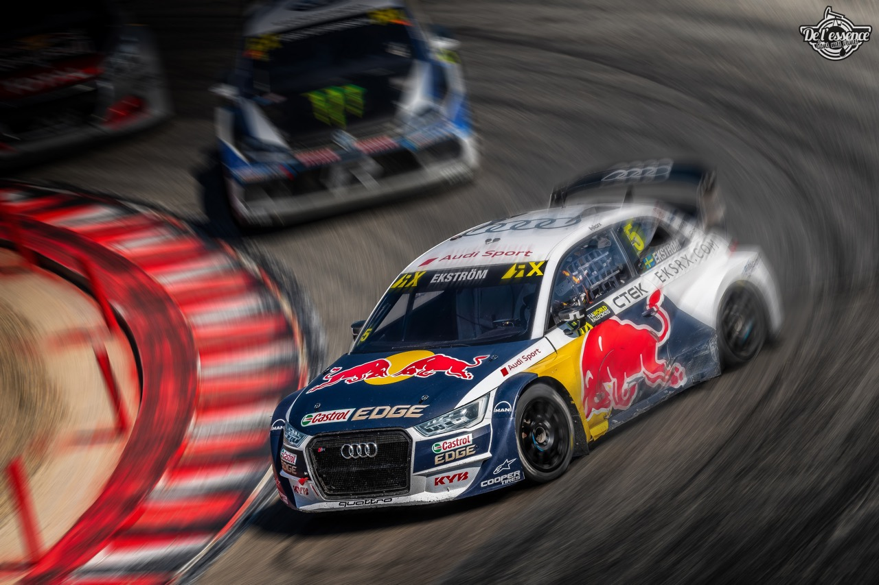 """World RX... """"Only for the show"""" ! 81"""