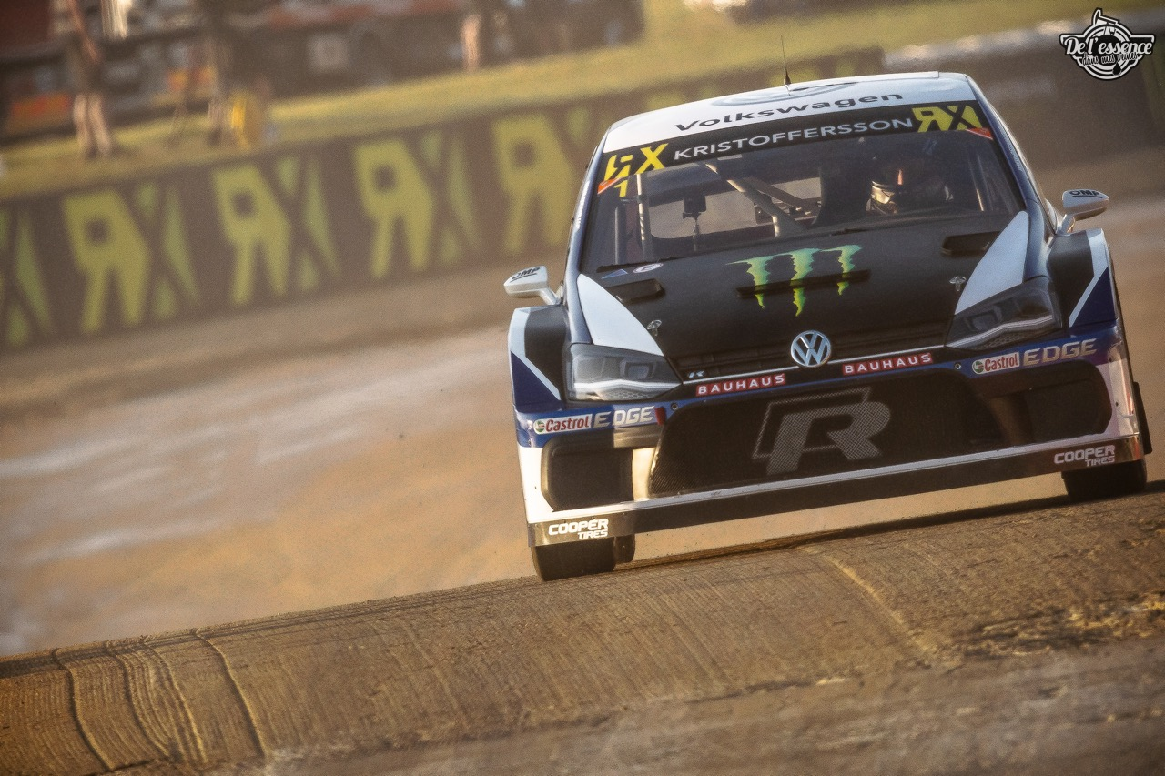 """World RX... """"Only for the show"""" ! 83"""