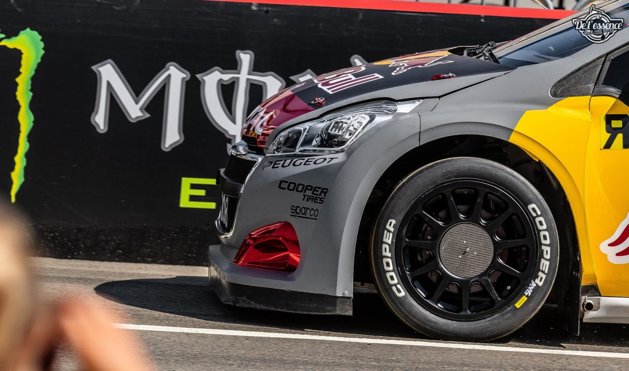 """World RX... """"Only for the show"""" ! 80"""