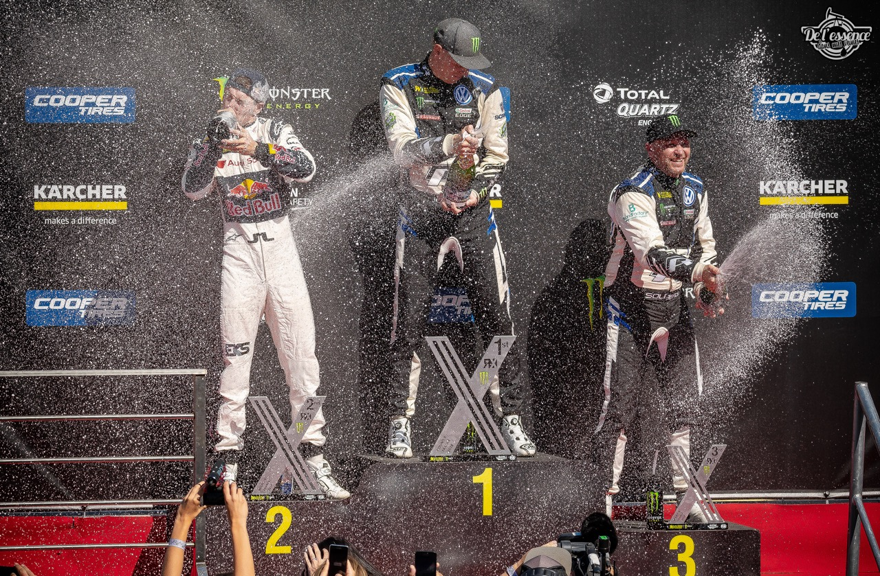 """World RX... """"Only for the show"""" ! 85"""