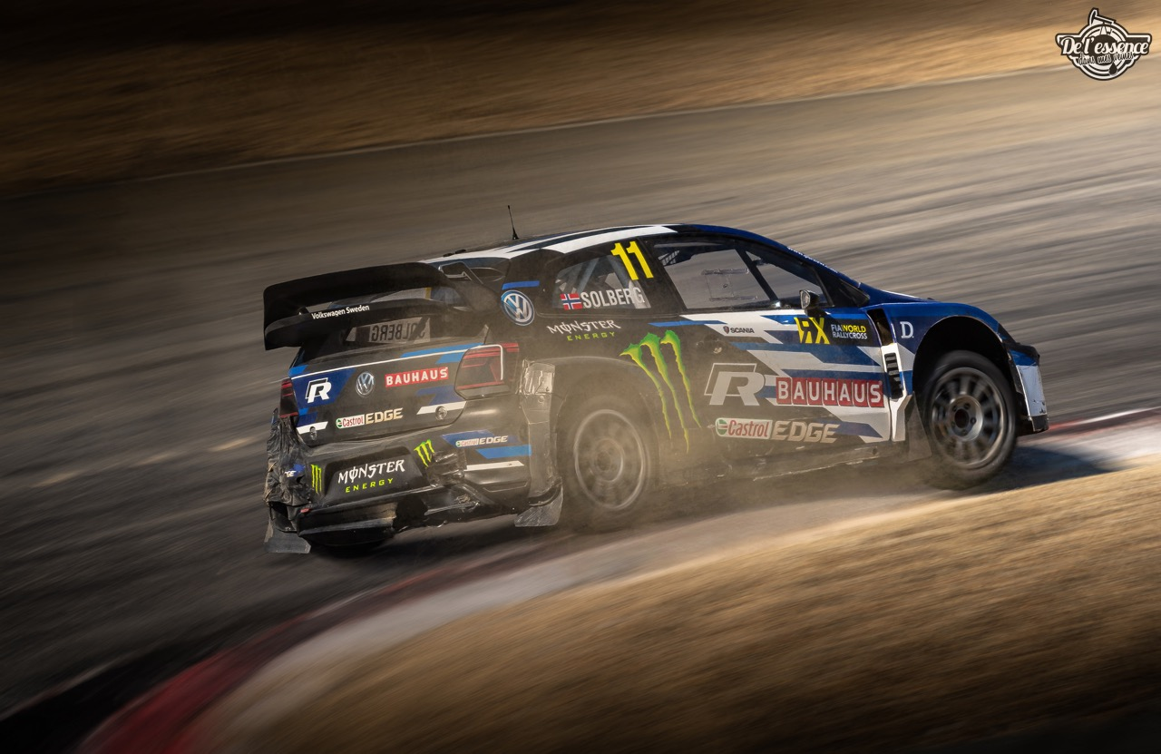 """World RX... """"Only for the show"""" ! 75"""