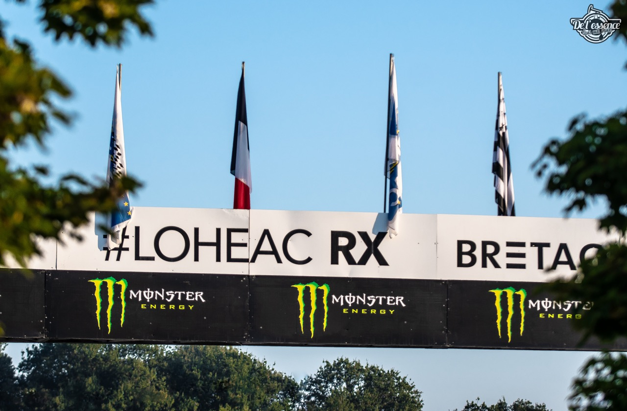 """World RX... """"Only for the show"""" ! 73"""