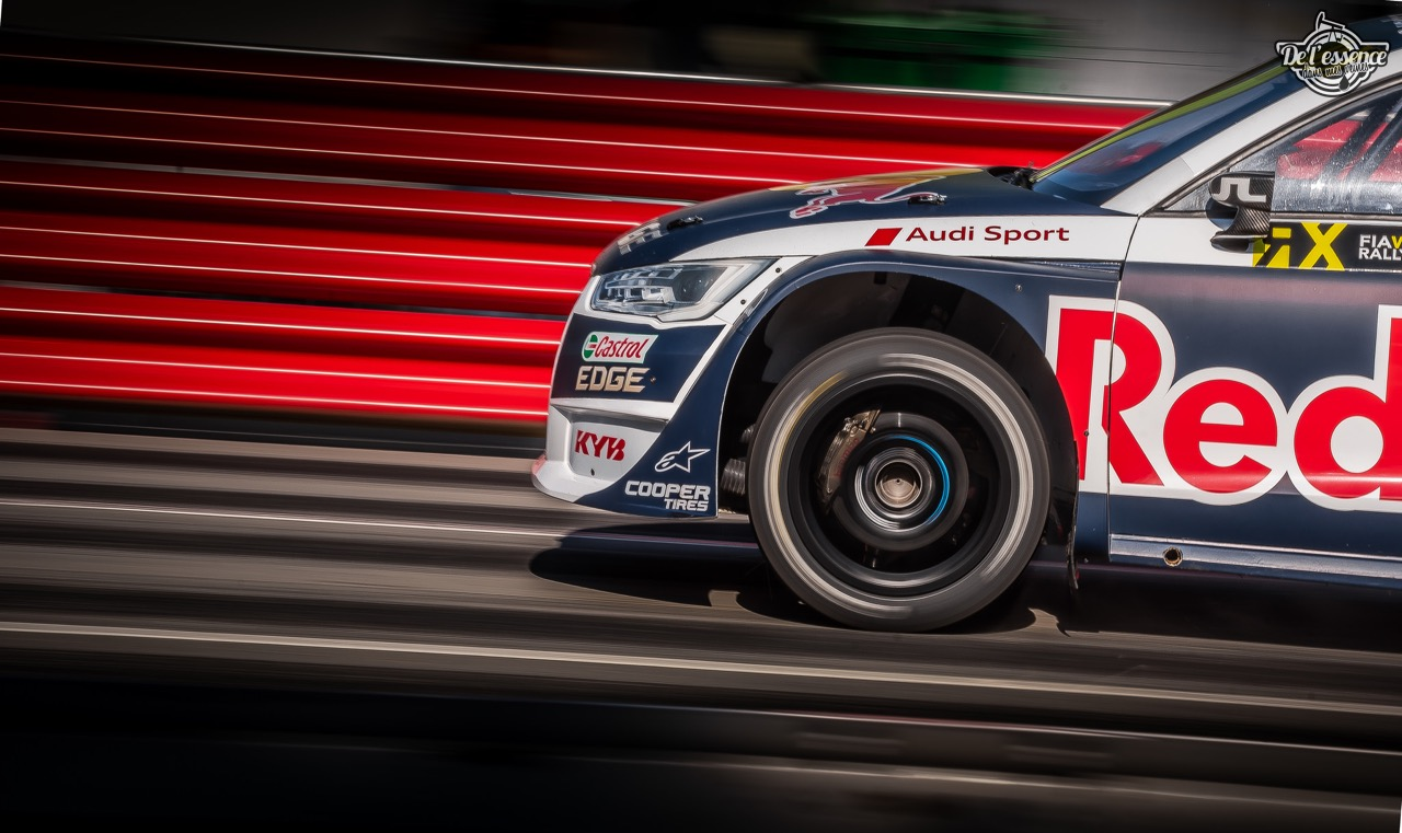 """World RX... """"Only for the show"""" ! 77"""