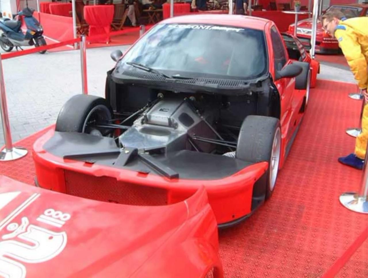 Alfa Romeo 156 Coloni S1 - Maxiturismo ! 14