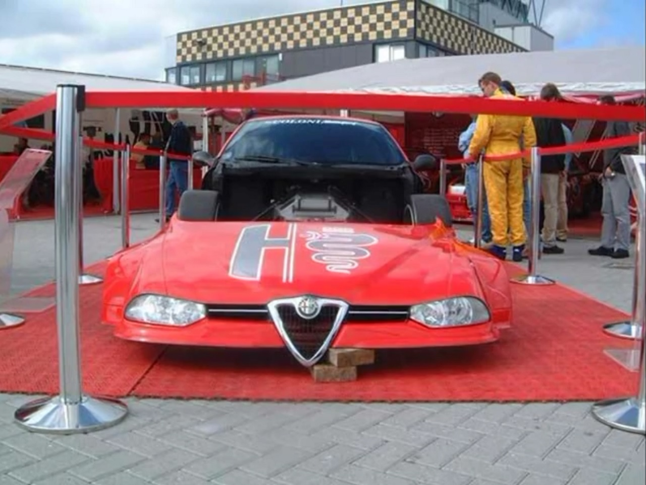 Alfa Romeo 156 Coloni S1 - Maxiturismo ! 11
