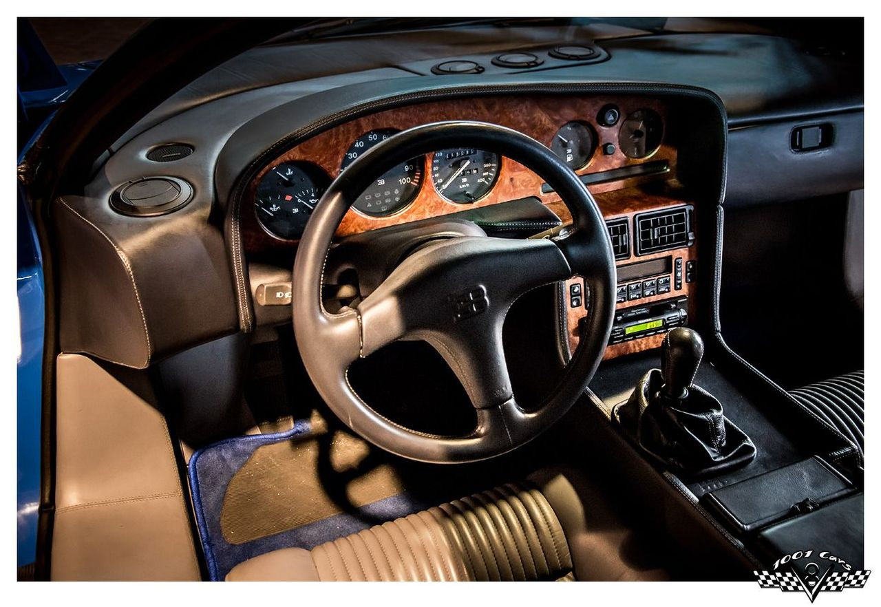 Bugatti EB110 : Supercar Made in Bugatti 7