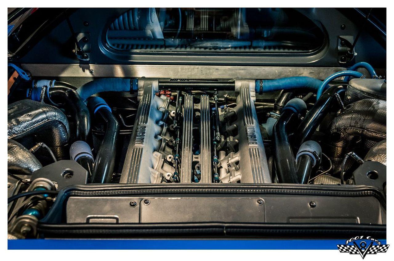 Bugatti EB110 : Supercar Made in Bugatti 42