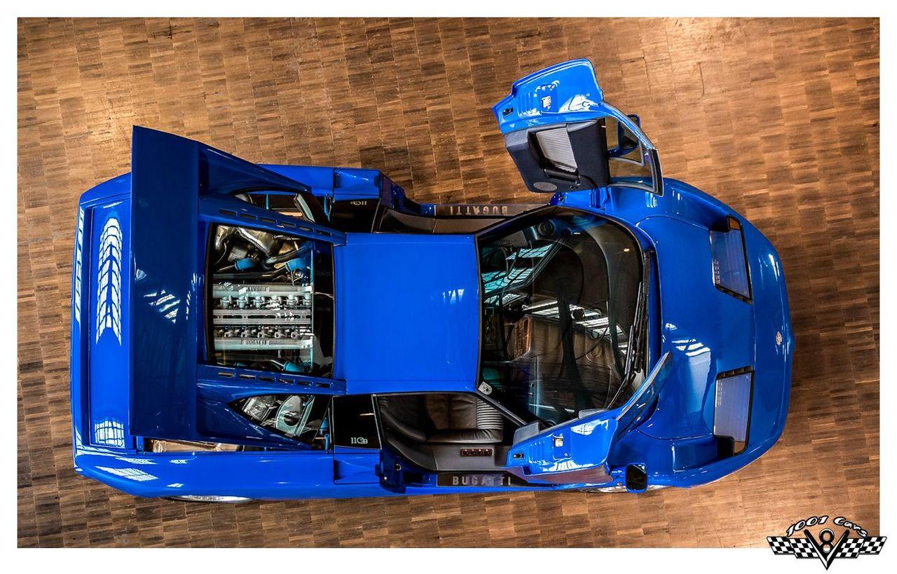 Bugatti EB110 : Supercar Made in Bugatti 2