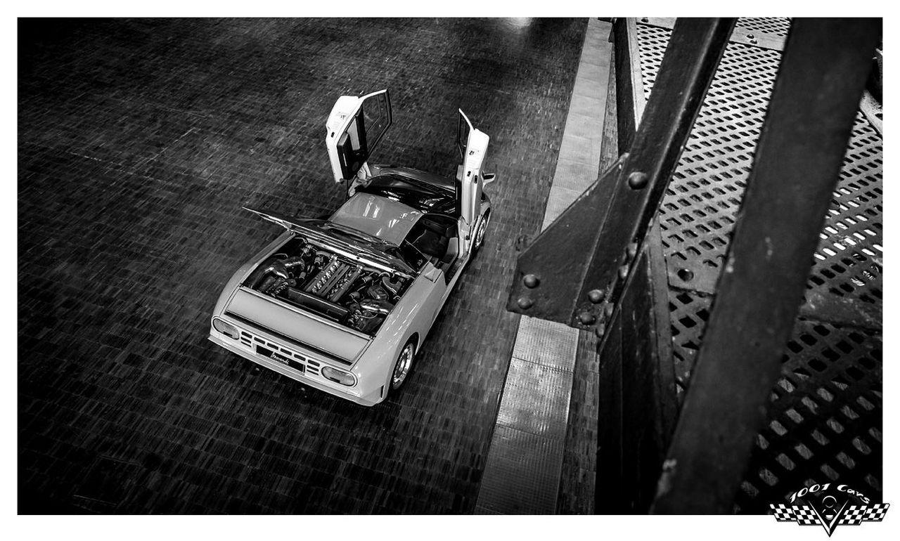 Bugatti EB110 : Supercar Made in Bugatti 13